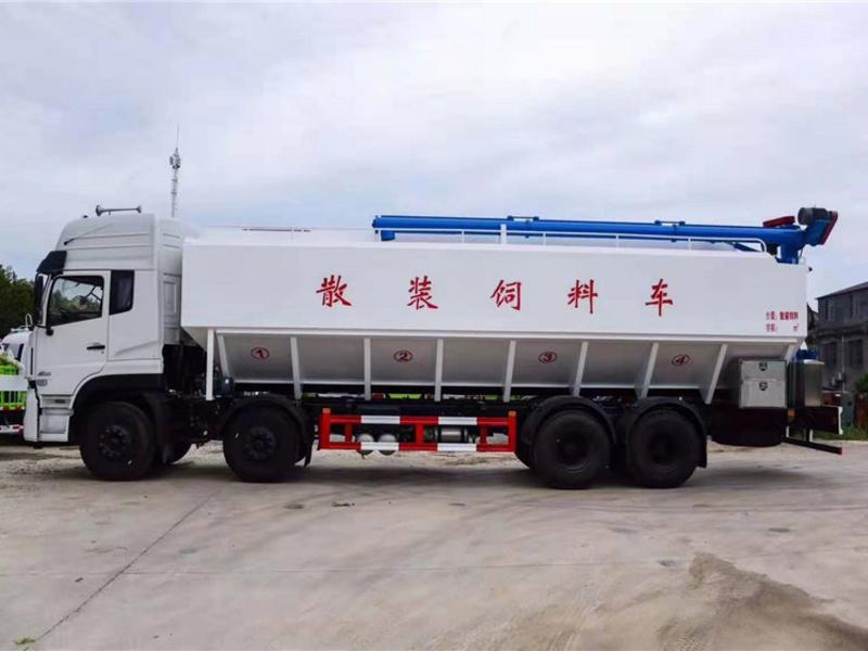 20吨散装饲料车多少钱|价格|厂家|报价