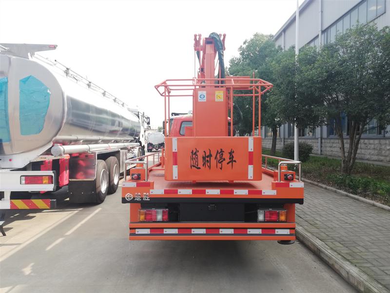 五十铃16米高空作业车,国六16米高空作业车