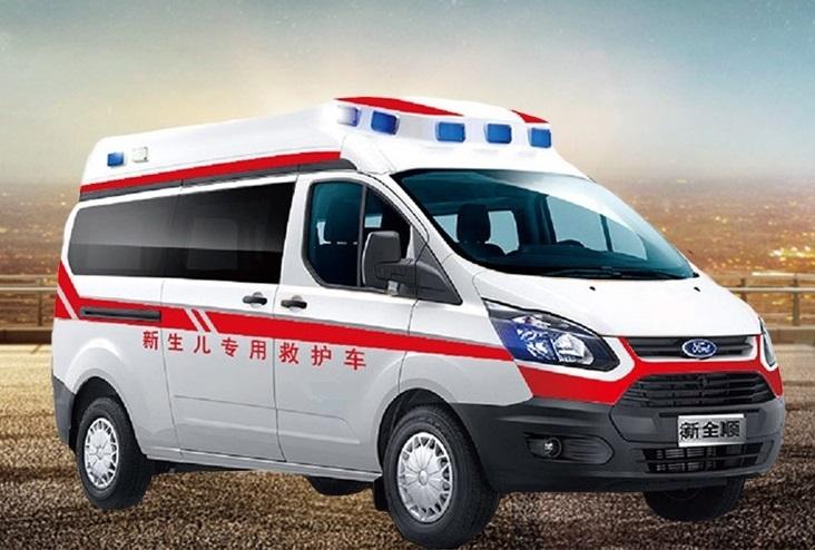新生兒專用救護車