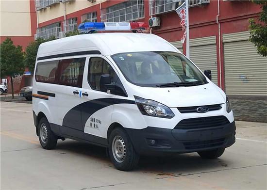 福特V362囚车(10-12人)