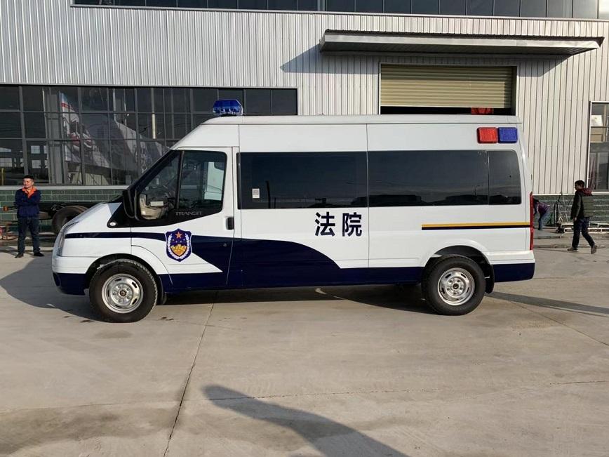 司法囚车(福特V348)