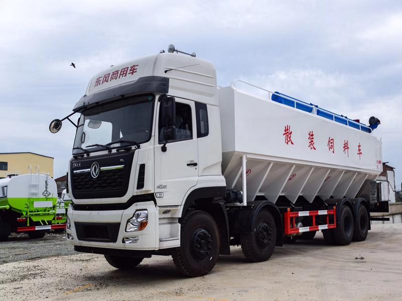 20吨散装饲料车价格 20吨散装饲料车厂家报价参考
