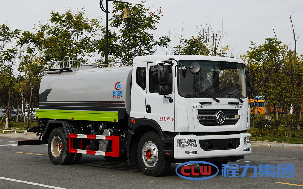 國六12噸東風D9灑水車