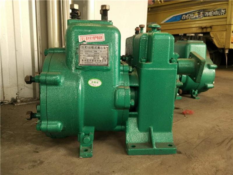洒水车配件厂家提供洒水泵维修技术指导