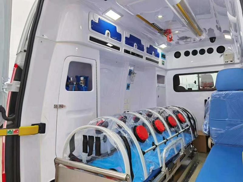 什么是双负压救护车
