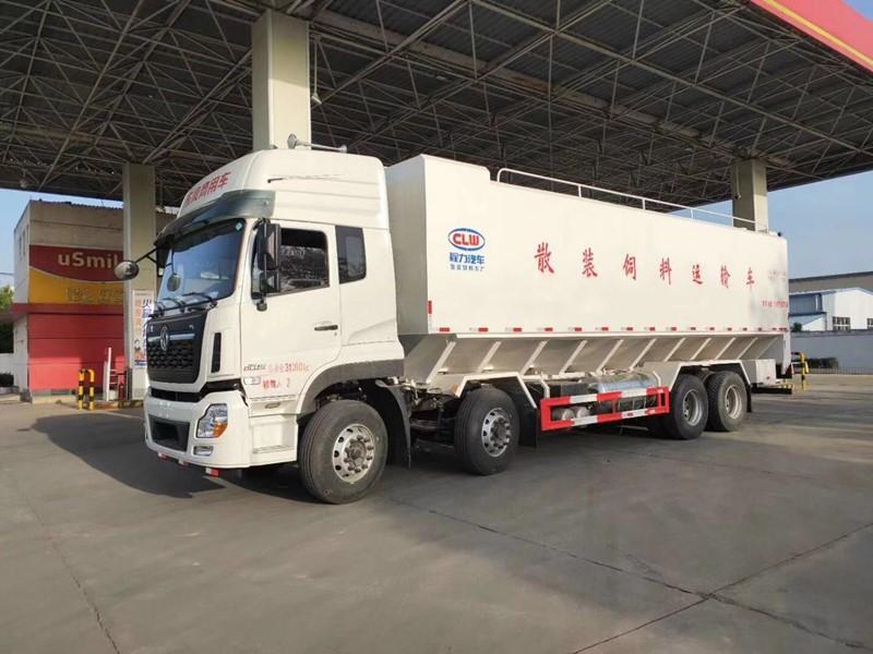 20吨散装饲料车价格_哪个厂家质量好