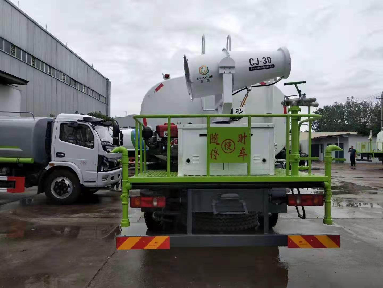 CLW5182GPSZD6绿化喷洒车
