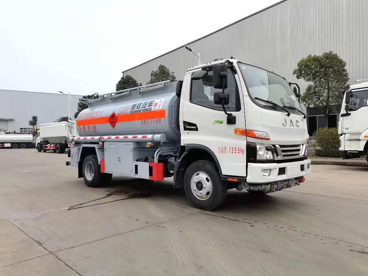 国六5吨江淮油罐车厂家,哪里有卖的