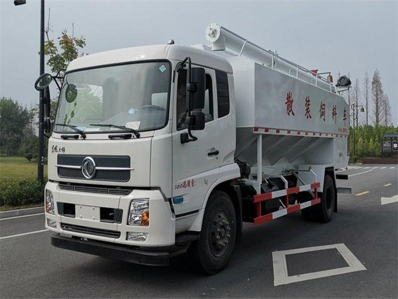 威海 10吨散装饲料车多少钱|10吨散装饲料车价格|厂家|报价