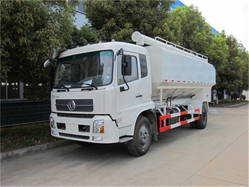 盘锦 10吨散装饲料车多少钱|10吨散装饲料车价格|厂家|报价