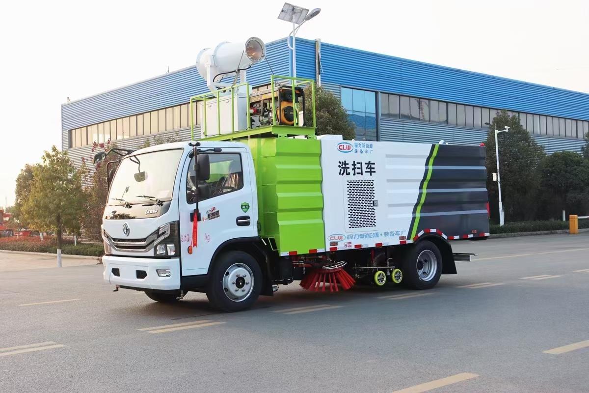 国六8方洗扫车配置价格售后服务有保证