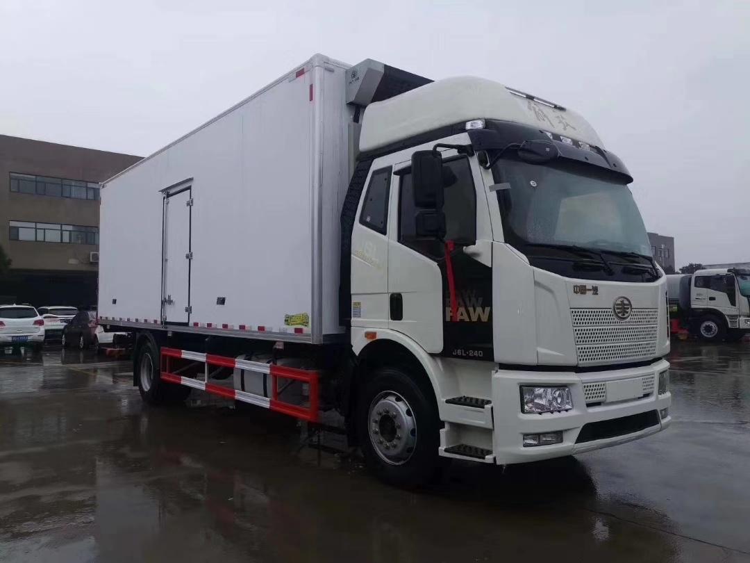 CA5180XLCP62M2L4E6冷藏车图片