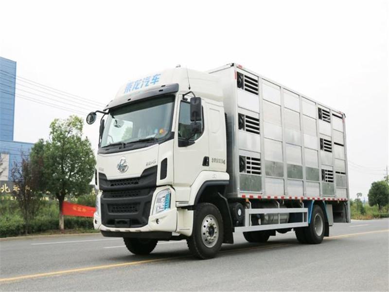 济南哪里有卖铝合金厢式运猪车