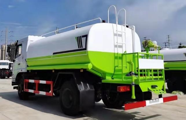 12方東風華神F5綠化噴灑車