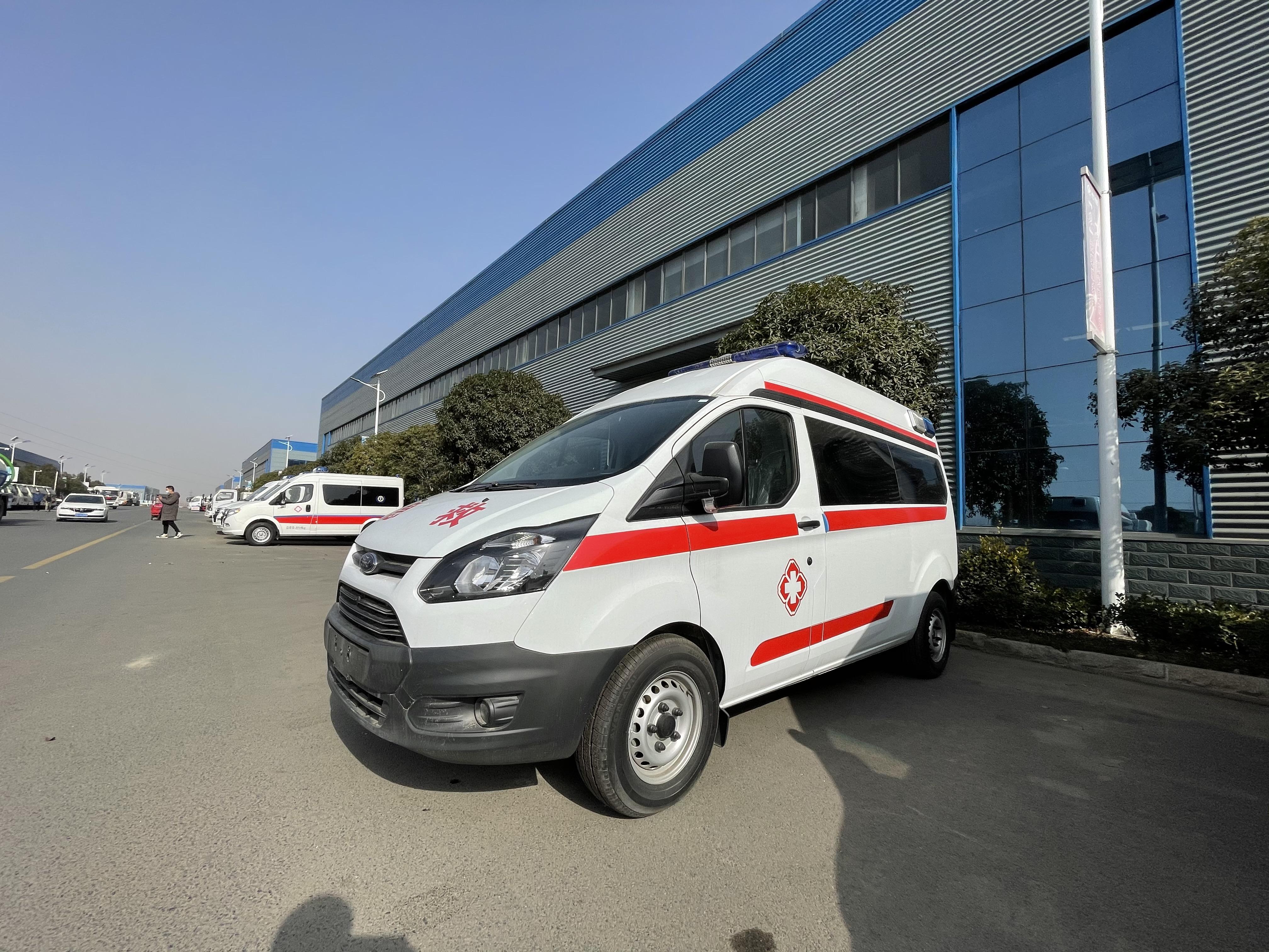 河北石家庄购买程力集团负压救护车视频视频