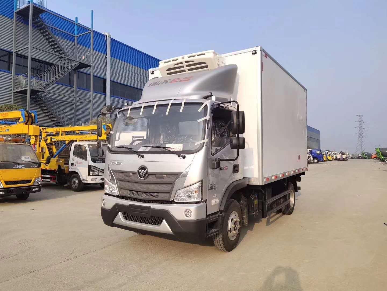 福田瑞沃4米2冷藏车