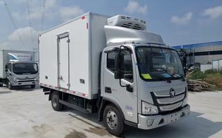 国六4米2福田欧马可S1冷藏车130马力图片