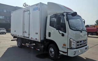 国六福田康瑞H2冷藏车图片