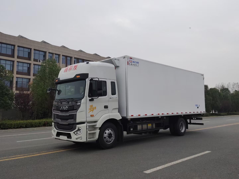 江淮格尔发A5X冷藏车7米8