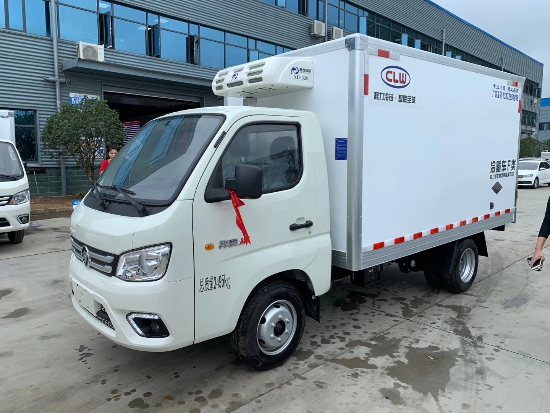 国六福田祥菱M1冷藏车3.2米