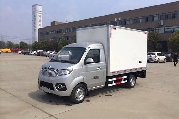国六金杯T30冷藏车2.7米
