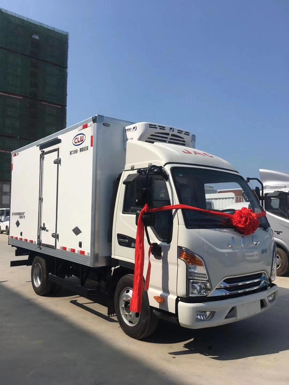 江淮康玲J3冷藏车3米5