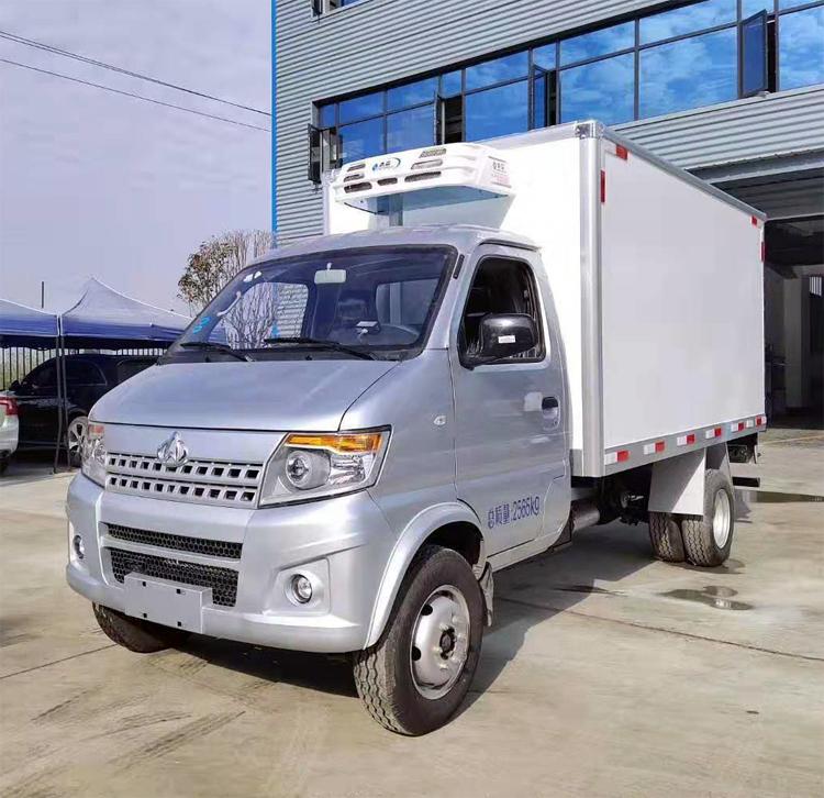长安神骐T20冷藏车3.3米图片