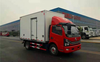 国六东风凯普特K7冷藏车5米1图片