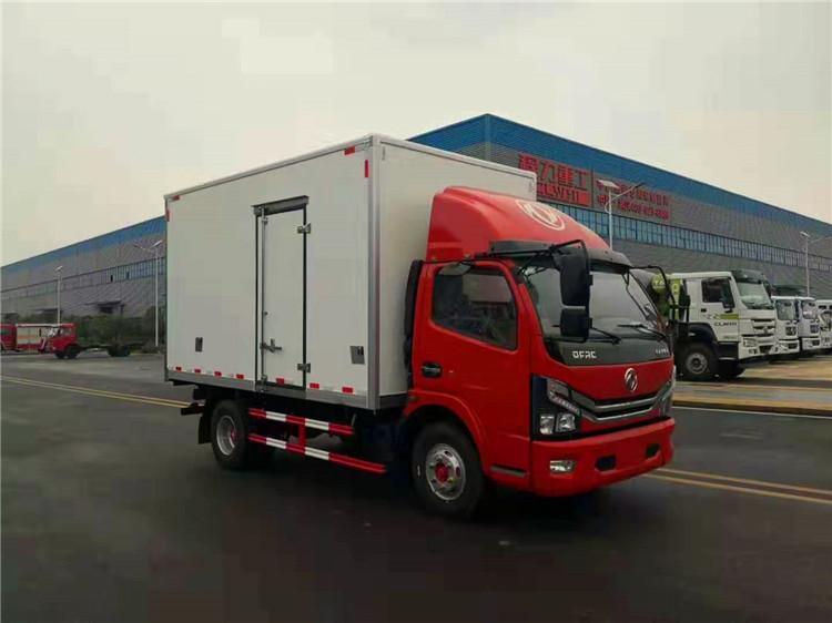 国六东风凯普特K7冷藏车5米1