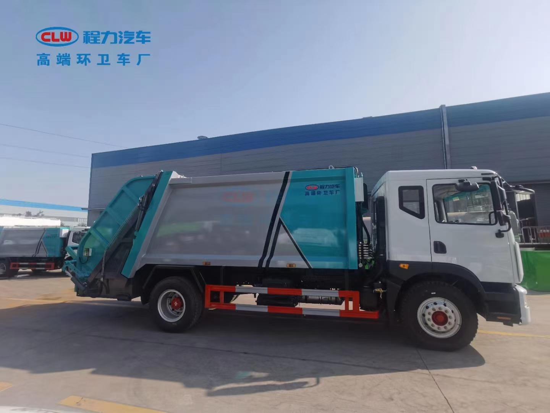 東風D9壓縮垃圾車源頭生產廠家制造商圖片圖片