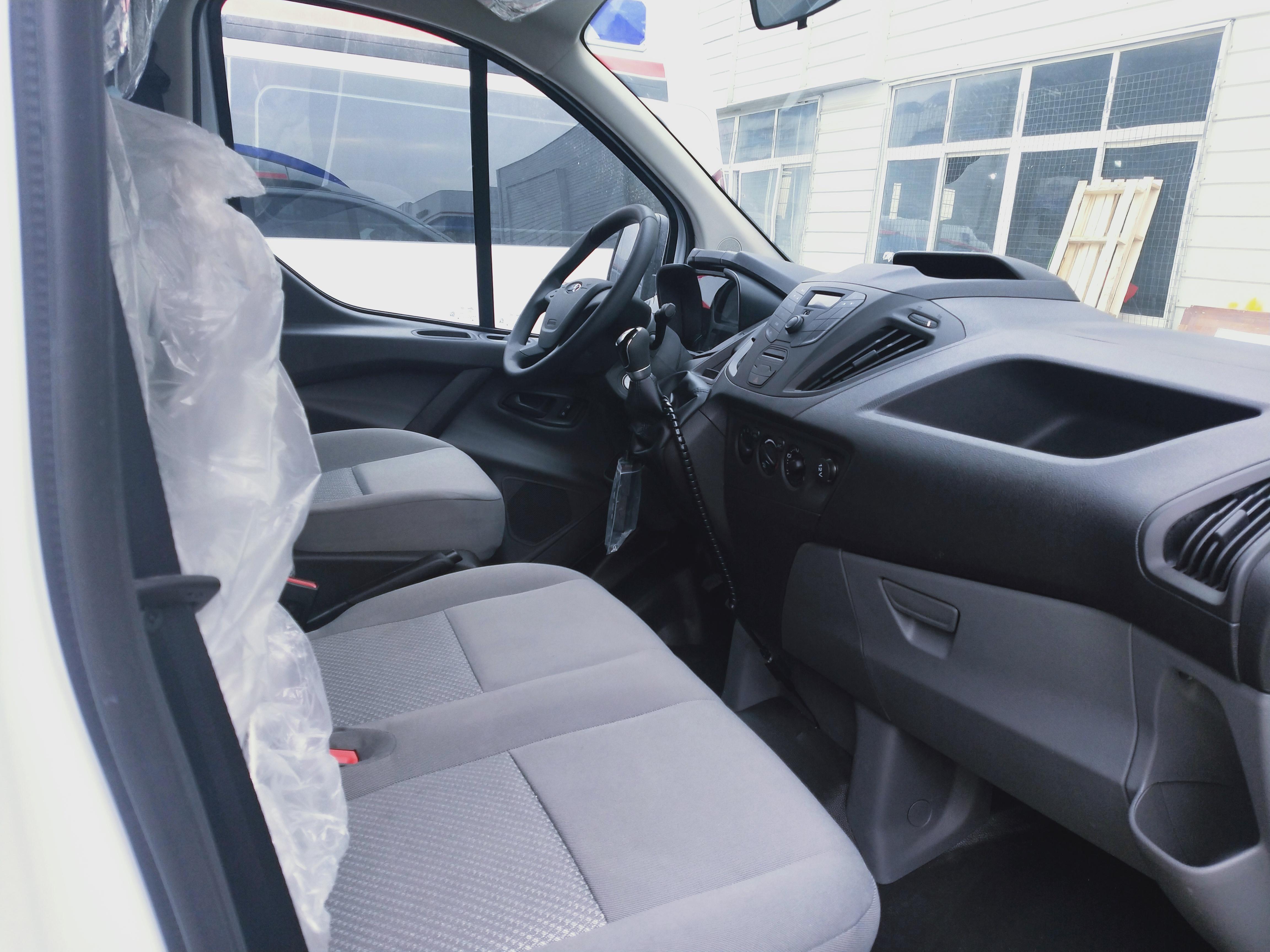 福特系列救护车厂家负压设备内饰细节图片图片