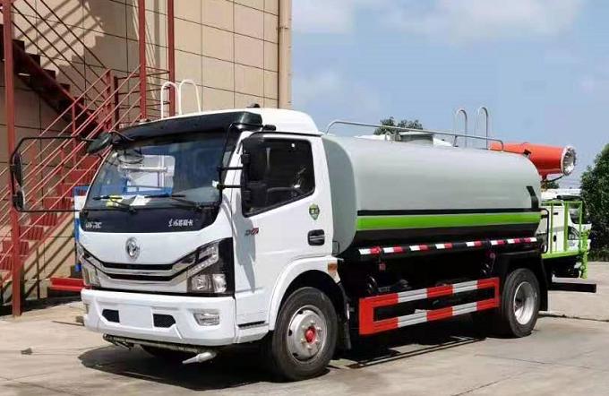 國六9方東風大多利卡綠化噴灑車