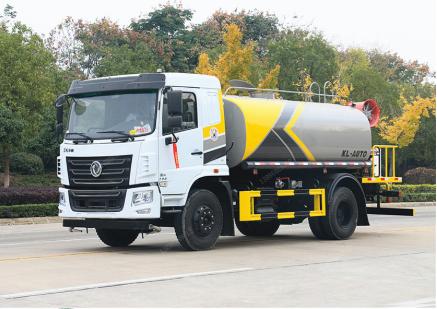國六12噸東風華神F5綠化噴灑車