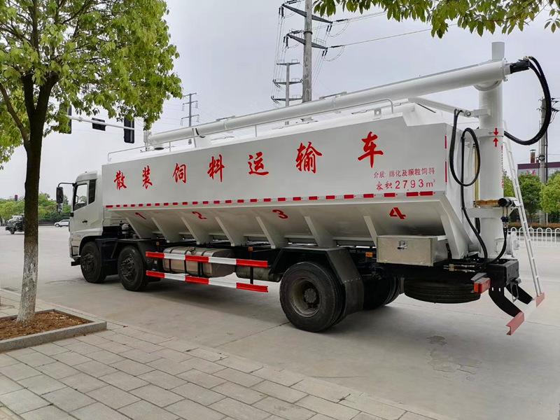 东风15吨散装饲料车什么价格