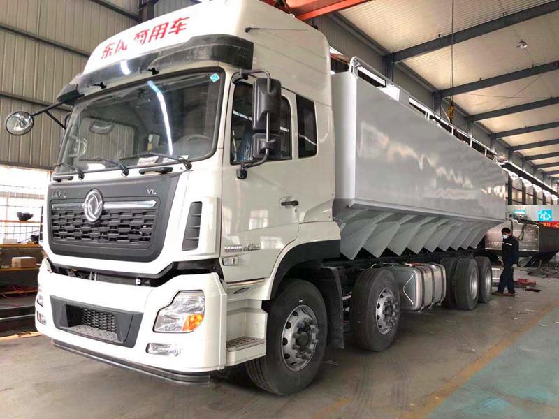 20吨散装饲料运输车在哪里购买价格实惠