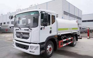 东风D9绿化喷洒车(12吨)图片