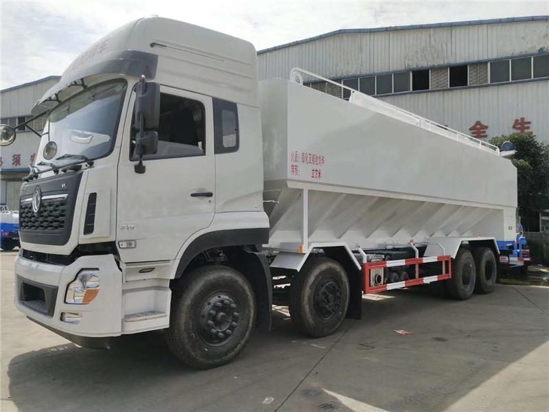 20吨散装饲料运输车价格 20吨散装饲料运输车在哪里购买