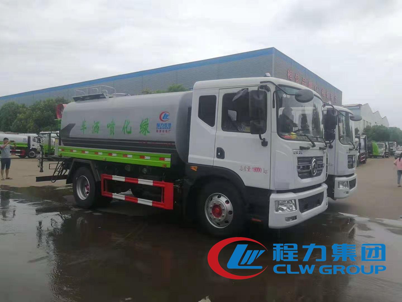 國六14噸東風D9噴藥車