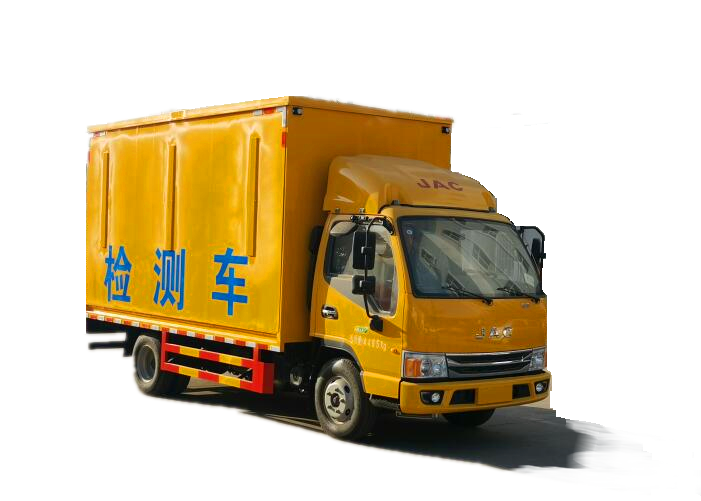 江淮流动检测车