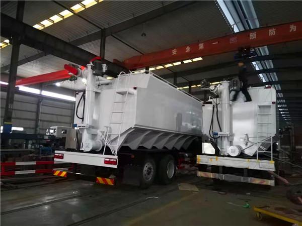 贵州凯里安顺国六15吨饲料车多少钱一台?厂长笔记59