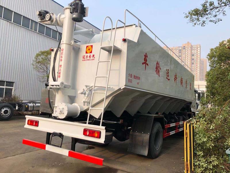 15吨散装饲料车价格图片大全
