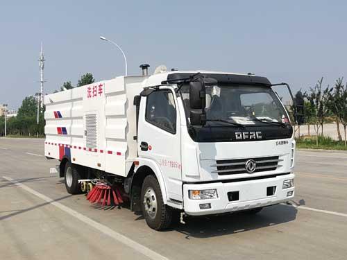 8吨大多利卡洗扫车品牌专业供应商 送货上门