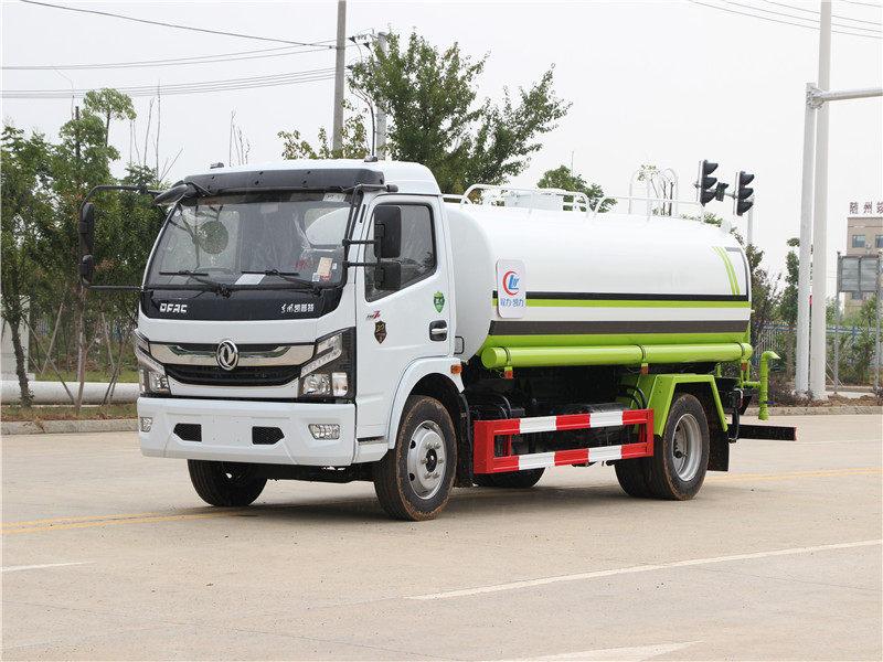東風D7大多利卡9方綠化灑水車有免征免交購置稅