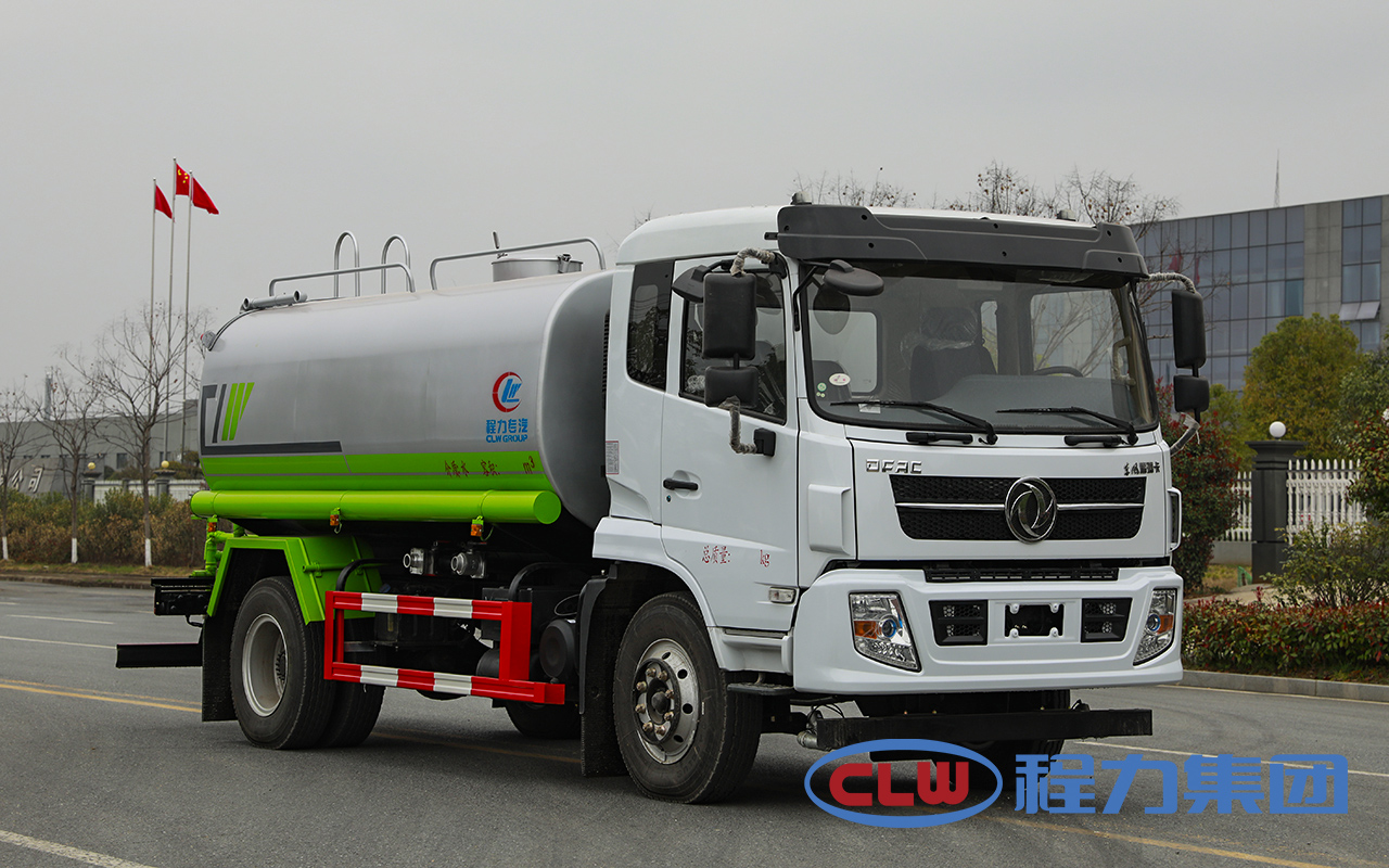 國六東風大福瑞卡12噸灑水車