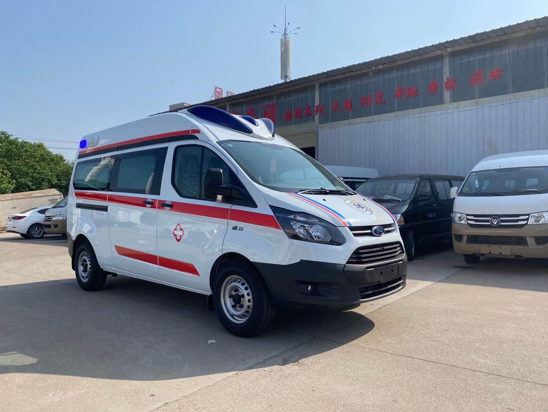 福特V362救护车厂家直销视频