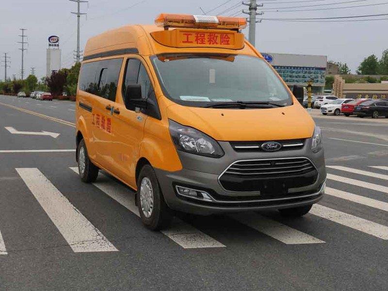 福特新全顺V362救险车