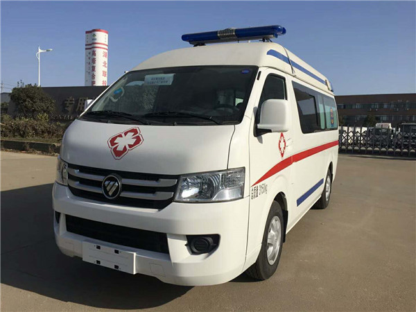 福田G7救護車哪里有賣圖片