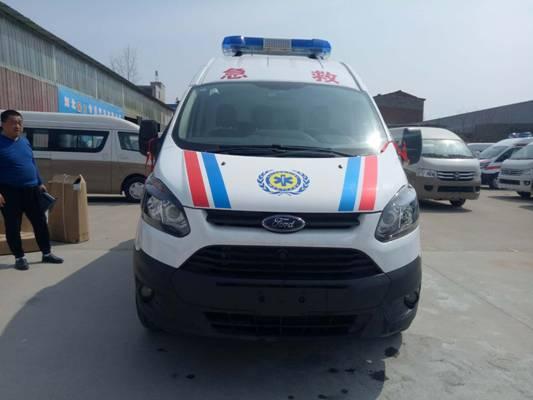 福特新全顺V362监护型救护车哪里有卖图片