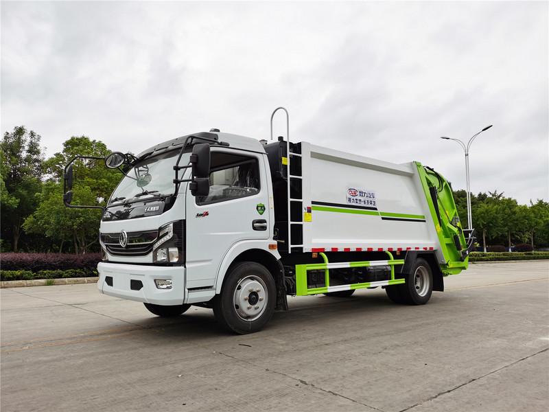 压缩垃圾车性能介绍 哪里有卖压缩垃圾车的 压缩垃圾车厂家直销