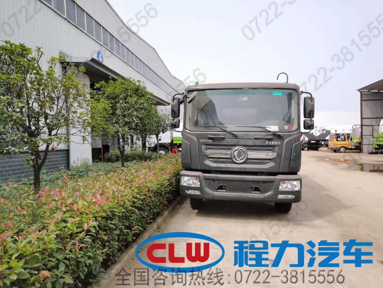 东风D9型12方压缩垃圾车(京牌)
